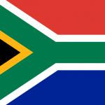 S. Africa flag